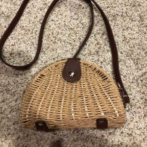 WHBM cute clutch/crossbody bag